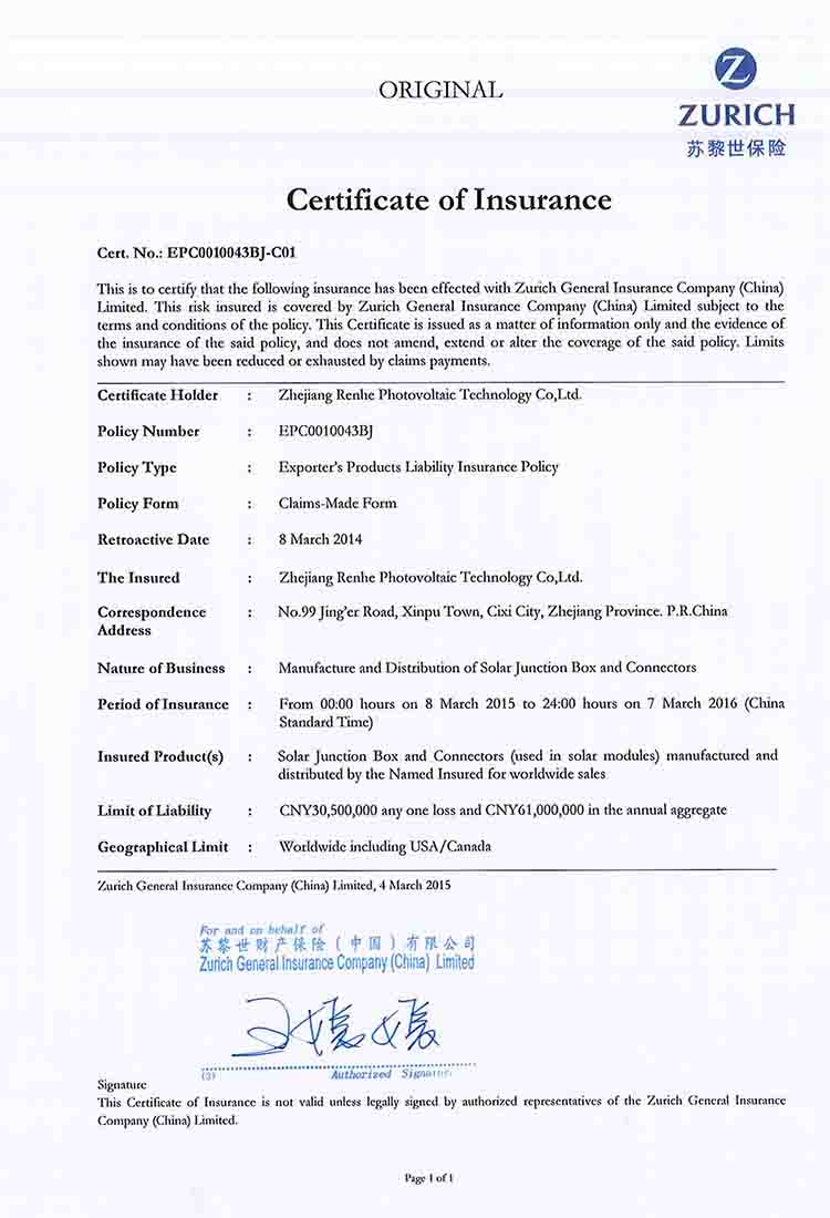 Research paper product liability